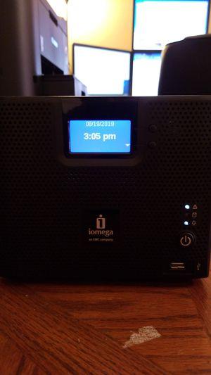 Iomega ix4-200d NAS 4TB for Sale in Tampa, FL