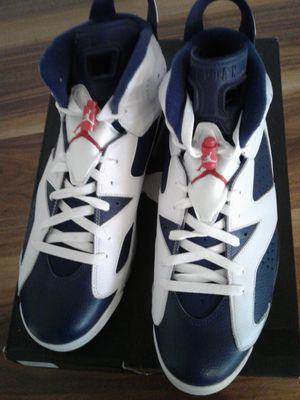 Jordan 6 Retro Olympic 2012 Release Size 13 DS Brand New for Sale in San Diego, CA