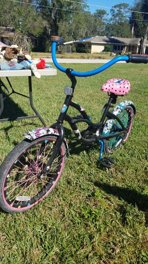 Monster High Kids Bike $30 for Sale in Winter Haven, FL
