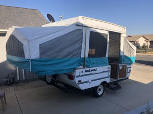 Rockwood TENT POP UP TRAILER camping for Sale in Moreno Valley, CA