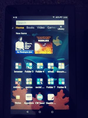 Amazon fire 9th generation for Sale in Palmdale, CA