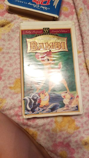 Bambi VHS for Sale in Covina, CA