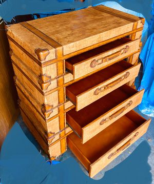 Chest of drawers , dresser, storage super cool for Sale in Costa Mesa, CA