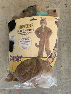 Kids Halloween Costume Scooby Doo L (12-14) for Sale in Mission Viejo, CA