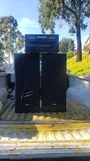 Onkyo old speaker for Sale in Bonita, CA
