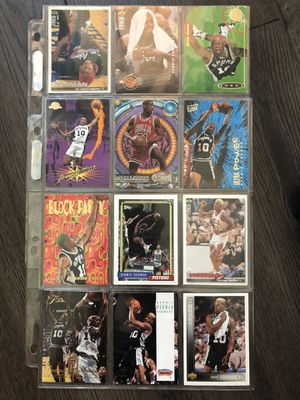 Dennis Rodman vintage collectible cards for Sale in Los Angeles, CA