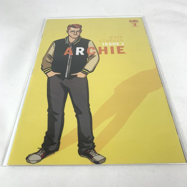 All New Archie #1 Variant Edition Archie Comics CB10947