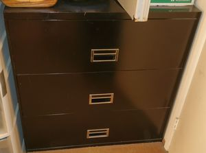 Lateral file cabinet for FREE!! for Sale in El Cajon, CA