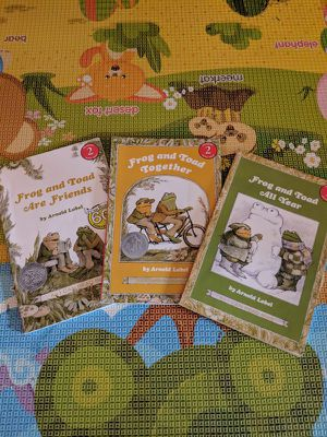 Frog and toad books kids and baby for Sale in Los Angeles, CA