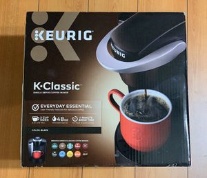 Keurig K- Classic K50 Single Serve K-Cup Pod Coffee Maker for Sale in Garden Grove, CA
