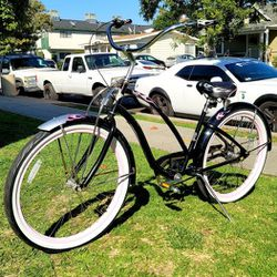 """Electra """"The Betty 3i"""" Stream Ride 3 Speed Beach Cruiser Bike 26"""" EXCELLENT CONDITIONS!! for Sale in Whittier,  CA"""