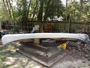 Aluminum canoe for Sale in Columbus, OH