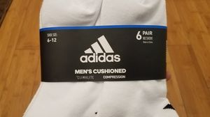 Adidas Men's cushioned Socks for Sale in Paramount, CA