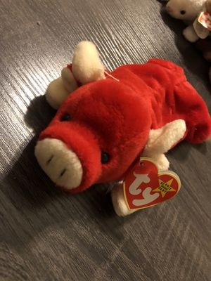 Snort Beanie Baby for Sale in Dallas, GA