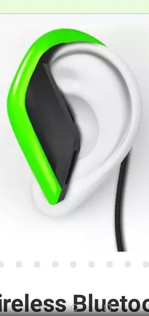 Conlin Wireless Bluetooth Bass Stereo Earbuds With Mic 2 for $30 for Sale in El Cajon, CA