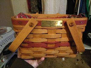 longaberger baskets for Sale in Dade City, FL