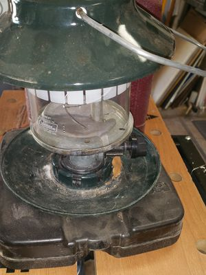 Coleman two mantel propane lantern and case for Sale in US