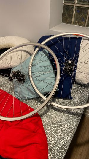 fixie wheelset for Sale in Chicago, IL