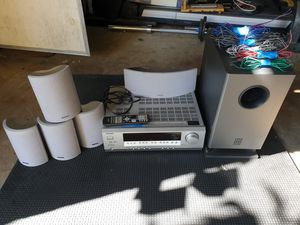 5.1 Onkyo home theater for Sale in Santa Ana, CA