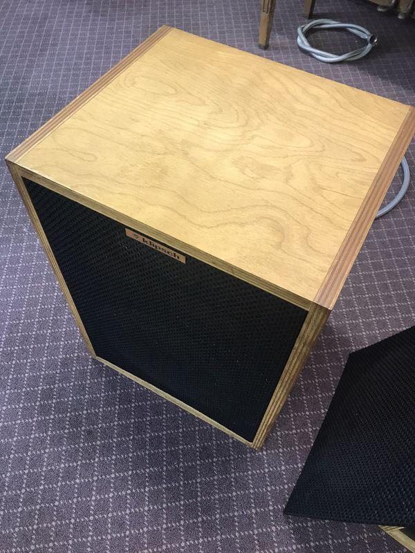 Speakers by klipsch