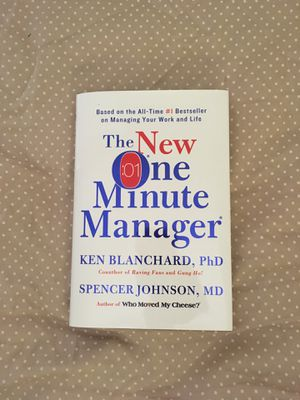 The New One Minute Manager for Sale in Sunrise, FL