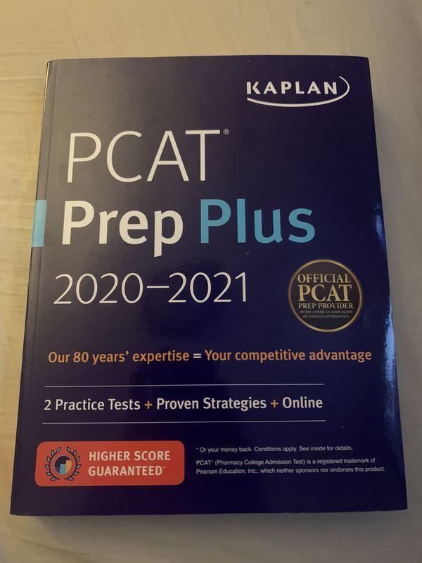 PCAT Prep book
