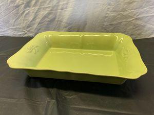 "LeBoulanger Bakeware Ceramic Dish - 12""x8 3/4""x2"" Deep for Sale in Lauderdale Lakes, FL"