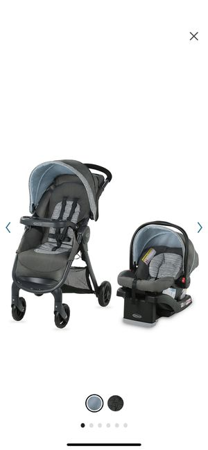 Travel stroller and car seat for Sale in Miami, FL