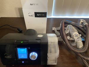 New CPAP ResMed Air Sense 10 with F20 Mask for Sale in Chandler, AZ
