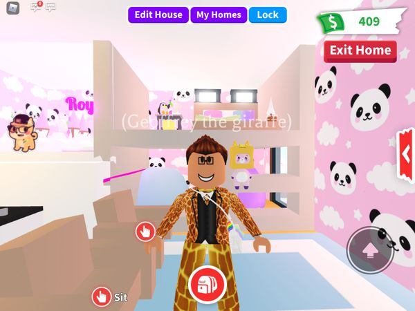 Roblox adopt me Builder for free