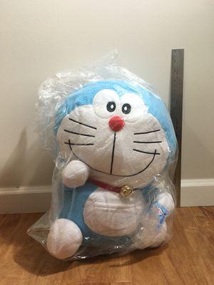 New Japan doraemon plushie big for Sale in Milpitas, CA