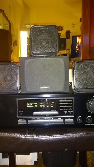 ONKYO HOME THEATER MEDIA RECIEVER for Sale in Dallas, GA