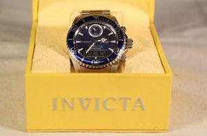 Invicta Intrinsic Divers Watch 200M for Sale in Lorton, VA