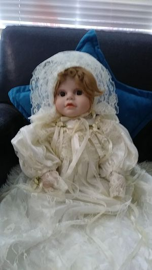 Rich by Nina Christening gown doll for Sale in Tacoma, WA