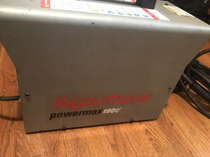 Plasma cutter hypertherm for Sale in Federal Way, WA