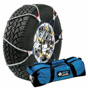 SCC Super Z8 SZ486 Tire Chains for Sale in Sammamish, WA