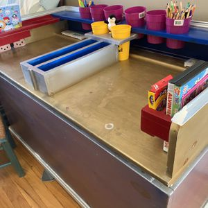 Kids Work Desk Toy/Art Chest for Sale in Boston, MA