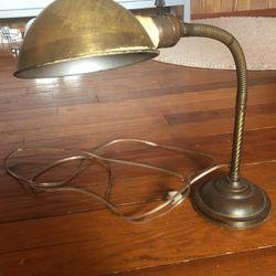 Vintage Brass Desk Lamp for Sale in Portland,  OR