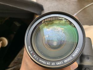 Canon EF 24-70mm 1:2.8 L ii USM for Sale in Alexandria, VA