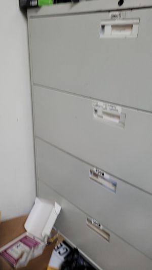 Metel filing cabinet for Sale in Sacramento, CA
