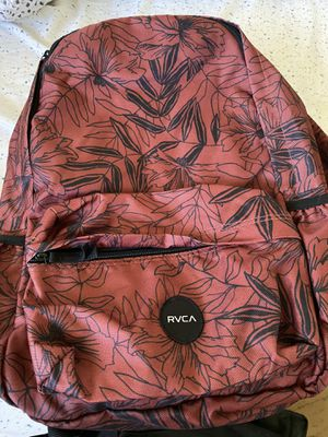 "RVCA Backpack with laptop sleeve ""15 inch for Sale in Claremont, CA"