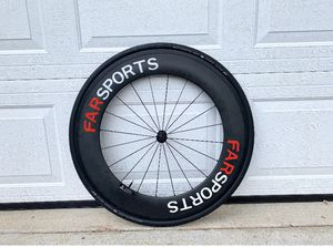 Carbon Deep Dish Wheelset for Sale in Norcross, GA
