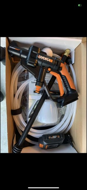 Worx pressure washer for Sale in Brooklyn, NY