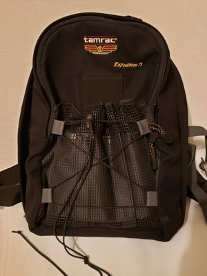 Tamrac Expedition 5 Camera Laptop Black Backpack Hiking Traveling for Sale in Monrovia, CA