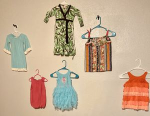 Girls Clothing Size 2T 6 items $20 for Sale in San Antonio, TX