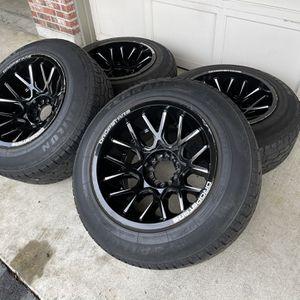 20x12 Wheel & Tire Package for Sale in Kent, WA