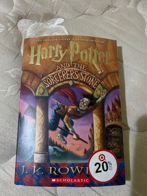 Harry parter and the sorcerers stone for Sale in CA, US