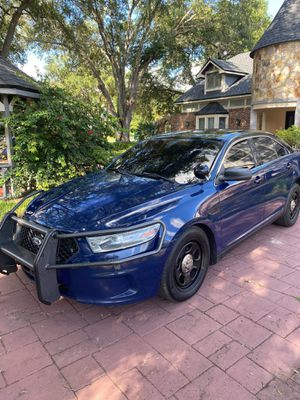2013 Ford Taurus police car for Sale in Winter Springs, FL