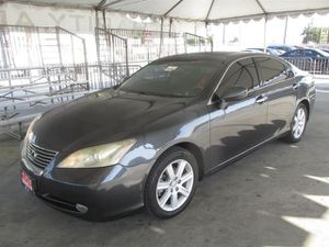 2007 Lexus ES 350 for Sale in Gardena, CA