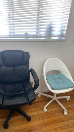 (2) Office Chairs for Sale in Denver, CO